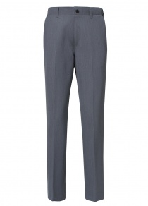 IN-CA Wool trousers w/elastic